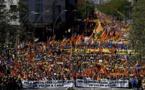 """""""Es cuestión de derechos"""": Marcha en Barcelona por políticos presos"""