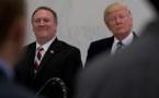"""Trump: Reunión de Pompeo con Kim Jong-un """"salió muy bien"""""""