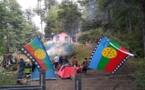 Mapuches ocupan tierras en la Patagonia argentina