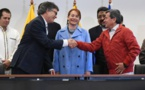 Ecuador suspende condición de garante de paz en diálogo ELN-Colombia