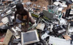 Europa exporta miles de toneladas de basura electrónica a África