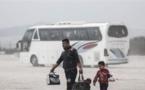 Rebeldes abandonan otra región que estaba bajo su control en Siria