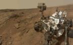 """""""Curiosity"""" vuelve a analizar muestras de Marte tras más de un año"""