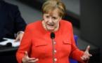 """Merkel pide unión en medio de """"desacuerdos"""" con EEUU"""