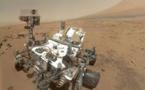 NASA halla material orgánico en antiguos sedimentos en Marte