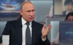 Putin promueve recuperación económica rusa en programa anual de TV
