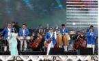 Los Ángeles Azules y su cumbia vuelven a México tras triunfar en EEUU