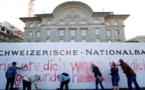 Suiza rechaza en referéndum cambiar el sistema monetario