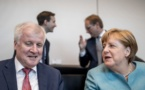Prensa: Socio de Merkel asegura no poder trabajar más con ella