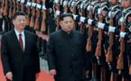 Kim y Xi muestran unidad tras la cumbre con Trump