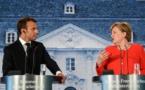 Merkel y Macron acuerdan propuestas comunes para reformar la UE