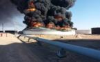 Se reanudan combates para recuperar dos puertos petroleros libios
