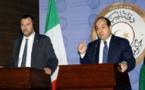 Salvini propone centros para migrantes en países al sur de Libia