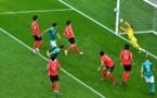 Alemania cae ante Corea y queda eliminada y Suecia vence a México