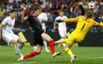 Croacia frustra a Inglaterra y jugará final del Mundial con Francia