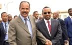 El presidente de Eritrea visita Etiopía tras 22 años