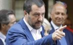 Salvini justifica la anexión de Crimea por parte de Rusia
