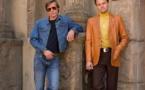 Brad Pitt y Leonardo DiCaprio ya están rodando película de Tarantino