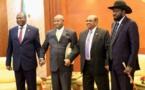 Firman acuerdo para reparto del poder en Sudán del Sur