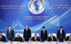 Rusia y países ribereños acuerdan estatus para el Mar Caspio
