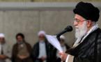 """Líder supremo iraní: """"No negociaremos con Estados Unidos"""""""