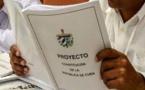 Cuba comienza a debatir proyecto de Constitución en clima de división
