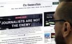 """Diarios EEUU contradicen a Trump: """"Los periodistas no son el enemigo"""""""
