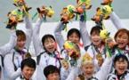 Equipo unificado de Corea logra histórica medalla en Juegos Asiáticos