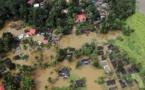 Lluvias monzónicas en el sur de la India causan 403 muertos