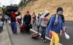 Crisis económica y social desata una emigración masiva en Venezuela