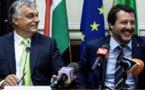 Orban y Salvini quieren una alianza anti-inmigración en la UE