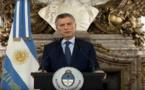 Fiscal argentino imputa a Macri por abuso de autoridad