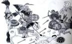 Caída del imperio azteca: viruela y también salmonella