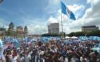 Guatemala y la difícil lucha contra la corrupción