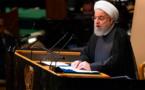 Rouhani acusa a EEUU de tratar de derrocar su gobierno