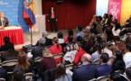 Presidente Lenín Moreno fortalecerá cooperación con Catar