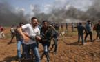 Militares israelíes asesinan a tres palestinos en Gaza y dejan 376 heridos