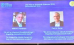 Romer y Nordhaus, premio Nobel de Economía