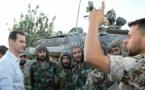 Al-Asad concede una amnistía general a desertores del Ejército