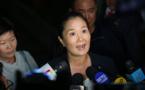 Caso Cócteles: Keiko Fujimori es detenida por 10 días por presunto lavado de activos