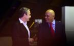 Zapatero y Falcón preparan reunión entre gobierno y oposición