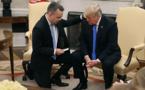 """Trump recibe al pastor liberado y saluda el """"paso enorme"""" en relaciones con Turquía"""