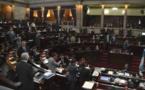 El parlamento guatemalteco