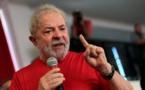 """Lula desde la cárcel pidió """"unión"""" para frenar el """"fascismo"""" de Bolsonaro"""