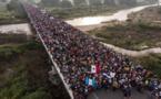 Condenan defensores de DH operativo contra la caravana