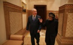 Omán llama los países árabes a reconocer Israel