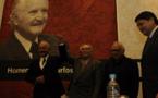Feria de Guadalajara rinde emotivo homenaje a Carlos Fuentes