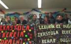 Construcción de una escuela vasca suspendida por la justicia en Francia