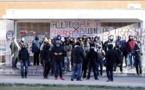 Huelga de estudiantes salpicada de altercados en España
