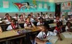 Cuba, único país latinoamericano que alcanzó los objetivos de educación de la UNESCO